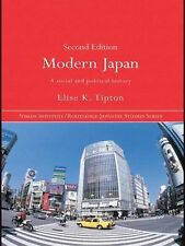 Modern Japan: A Social and Political History Nissan Institute/Routledge Japanes