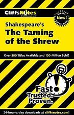 The Taming of the Shrew by Kate Maurer (2000, Paperback)