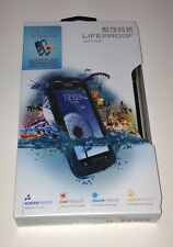 Authentic New LifeProof Nuud Samsung Galaxy SIII Case Water/Shock/Dust Proof