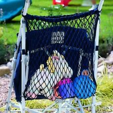 Stroller/Buggy Shopping Bag Storage Net BLACK fits Maclaren, Quinny Buzz Zapp