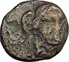 Klazomenai in Ionia 380BC Athena Ram Fly Authentic Ancient Greek Coin i50534
