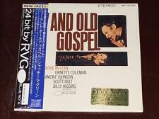 Jackie Mclean New & Old Gospel JAPAN MINI LP CD ORNETTE COLEMAN 24BIT SEALED