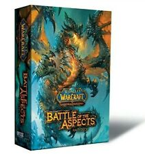 World of Warcraft TCG - Battle of the Aspects Raid Deck - Box - Display - WoW