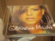 Used_CD Christina Milian Best Free Shipping FROM JAPAN BK55