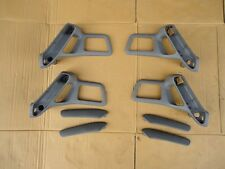 Holden Commodore VR VS Interior Door Handle Armrest Set Grey Colour