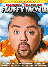 The Fluffy Movie (DVD, 2014, Extended Edition) Gabriel Iglesias