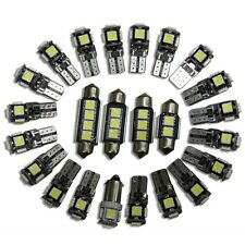 11 LED SMD-VW Golf 4 IV 1j1 TDI GTI-iluminación interior set blanco interior