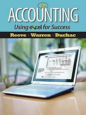 Accounting Using Excel for Success with Essential Resources Excel Tutorials Pri