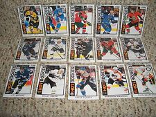 34 CARD LOT 2012-13 SCORE NHL HOCKEY ROOKIE CARDS (RC).... free shipping
