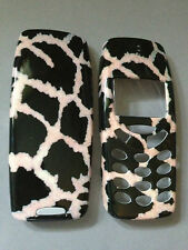 MOBILE PHONE FASCIA / HOUSING / COVER FOR NOKIA 3310 3330 - ANIMAL SKIN DESIGN