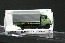 """Brekina 37507 Hanomag-Henschel HHF F55  """"Spedition Schenker""""  Top, OVP (B28)"""