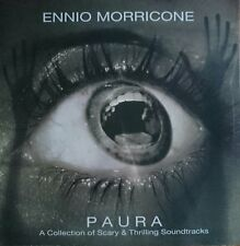 Ennio Morricone Paura A Collection Of Scary & Thrilling Soundtracks LP vinyl