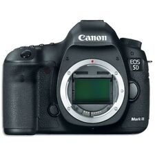 Canon EOS 5D Mark III Digital SLR Camera Body. DSLR 5 D MK 3. NEW +1yr Warranty