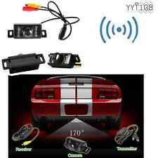 Wireless Car Reverse Rear View System Night Vision Backup Camera For Car parking