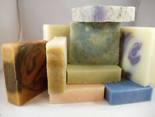 HANDCRAFTED SOAP - Olive Oil, Organic - Vegan - Natural - Hand Poured - Homemade