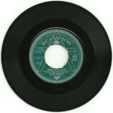 PRICE DROP!!      Elvis Presley - 5 UK DEMO records from the 60s and 70s.