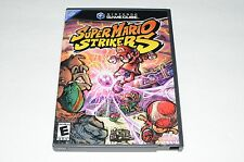 Super Mario Strikers Nintendo GameCube Game w/ Box (No Manual)