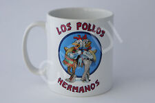 Los Pollos Hermanos Breaking Bad Walter White Gus Mug Gift Coffee Tea Christmas