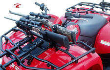 POWER PAK ATV UTV GUN RACK SUZUKI KING QUAD EIGER OZARK QUAD MASTER RUNNER