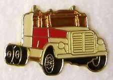Hat Lapel Tie Tac Push Pin Long Haul Trucker cab #4 NEW
