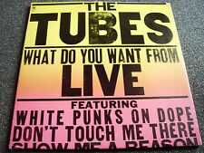 The Tubes-Live LP-2LPs-Made in Holland