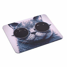 Cat Picture Anti-Slip Laptop PC Mice Pad Mat Mousepad For Optical Laser Mouse 5Y