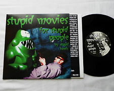 "V/A Stupid Movies for Stupid People by Stupid Bands FRENCH 10""LP Garage MINT"