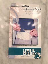 Travel Money Belt Waist Stash  - Lewis N. Clark - New in Box