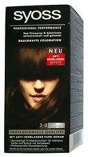 Syoss Professional Performance Coloration 3-8 Sweet Brunette Grauhaarabdeckung