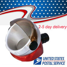 USA Portable Dental dentist Desktop Suction Base lab Equipment F skilled workers