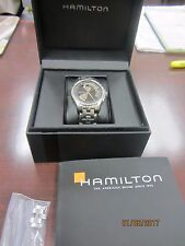 Hamilton Jazzmaster Open Heart Automatic Wrist Watch (H32565135) *Very Nice*