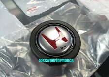 JDM ACURA HONDA NSX TYPE R NSX-R HORN BUTTON KIT MOMO WHEEL OEM GENUINE RARE