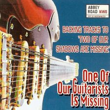 ONE OF OUR GUITARISTS IS MISSING BACKING TRACK CD for Local Heroes CD