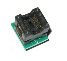 Soic16-Sop16 a Dip16 Eeprom Adaptadores 150mil | adp-032