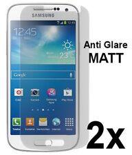 Folie in MATT für Samsung Galaxy S4 Mini i9190 / i9195 /// 2 Stück Zubehör