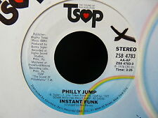 INSTANT FUNK Philly jump / Funky Africa TSOP ZS8 4783
