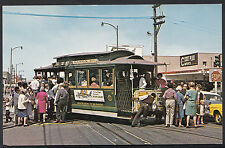 Transport Postcard - Cable Car at Taylor & Bay Street, San Francisco  MB226