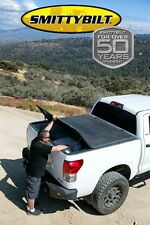 2009-2012 Dodge Ram 1500 Smittybilt Tri-Fold Tonneau Smart Covers fits 6.4' Bed