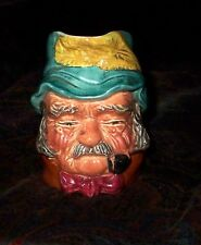 KELSBORO WARE Old Gaffer Character Jug Early Impressed Mark Longton New Art