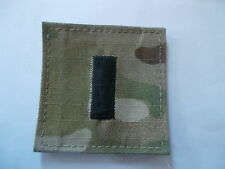 U.S.ARMY issue US USA ACU uniform CRYE MULTICAM officer LT RANK BADGE