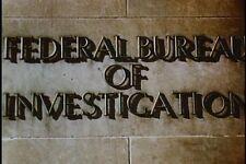 VINTAGE FBI TRAINING FILMS SET 2 DVD 17 FILMS 6 HOURS