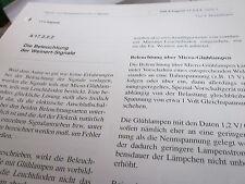 Kosak Praxishandbuch Hobbyeisenbahner 4/17.2.2.2 Beleuchtuing Weinert Signale 8S