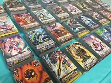 1000 Cardfight! Vanguard Cards Huge Random Lot Bulk Collection Commons
