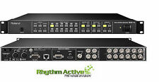 ROLAND MVS-12 12-CHANNEL MULTI-VIEWER/SWITCHER FOR LVS-800/V8 VIDEO MIXER-EDIROL