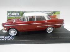OPEL KAPITAN P2 1959 OPEL COLLECTION #18 EAGLEMOSS IXO 1/43