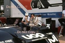 Jackie Oliver UOP Shadow MKIII Road Atlanta Can Am 1972 Photograph