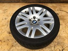 BMW 2002-2008 E65 E66 235/50 R18 FRONT OR REAR WHEEL RIM WITH TIRE OEM 113K
