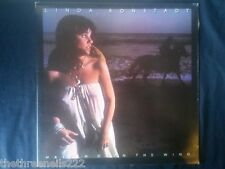 VINYL LP - HASTEN DOWN THE WIND - LINDA RONSTADT - K53045