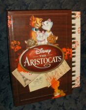 DISNEY ARISTOCATS COLLECTOR'S TIN BOX -COA,LENTICULAR,3 SKETCHES-NEW BLU RAY/DVD