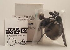 Star Wars B'OMARR MONK Mail Away Exclusive Action Figure ~Hasbro~ With Box
